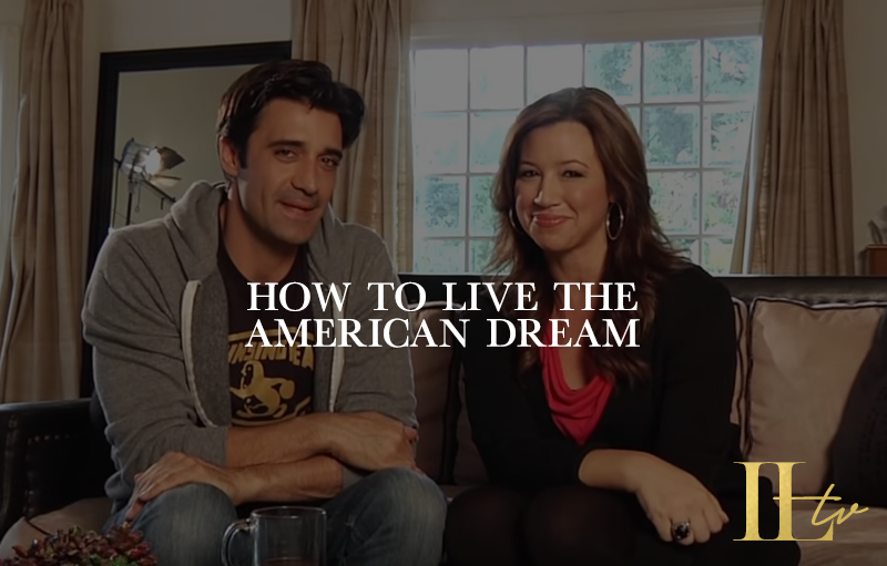 Gilles Marini and His Story of the American Dream