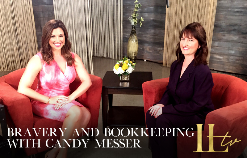 Bravery and Bookkeeping with Candy Messer