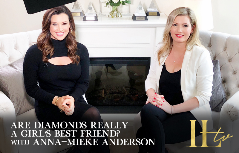 Are Diamonds Really a Girl's Best Friend with Anna-Mieke Anderson