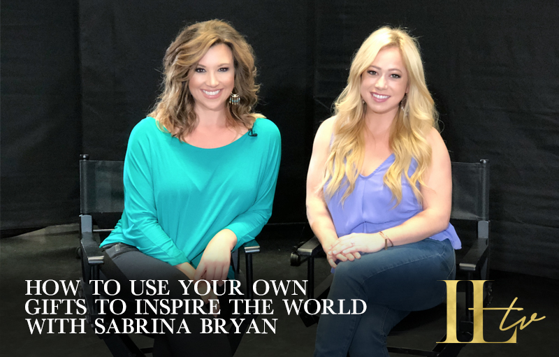 How To Use Your Own Gifts To Inspire The World with Sabrina Bryan