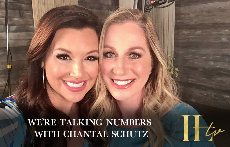 We're Talking Numbers with Chantal Schutz