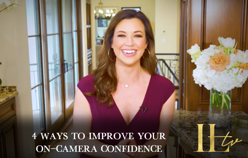 Read more about the article 4 Ways To Improve Your On-Camera Confidence