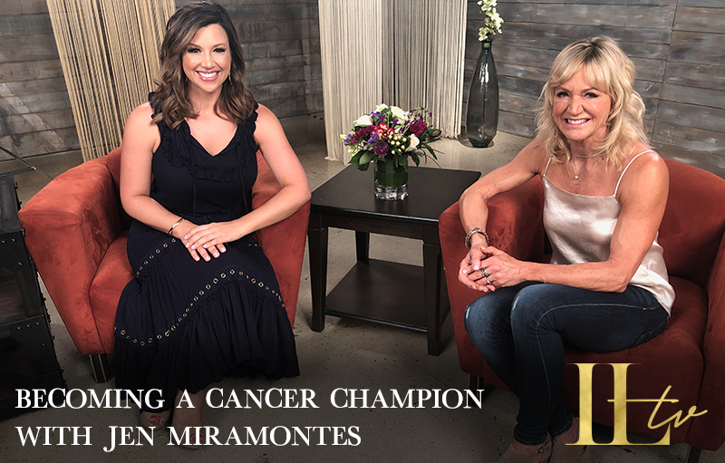 NEW Spotlight: Becoming a Cancer Champion with Jen Miramontes
