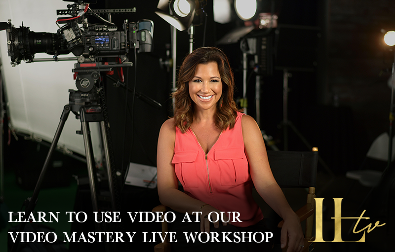 Read more about the article Learn to Use Video at Our Video Mastery LIVE Workshop