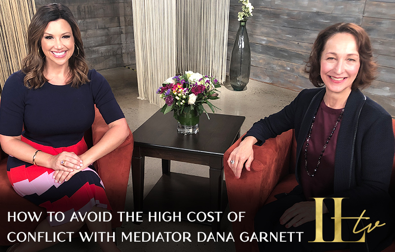 How to Avoid the High Cost of Conflict, Spotlight Interview with Mediator Dana Garnett