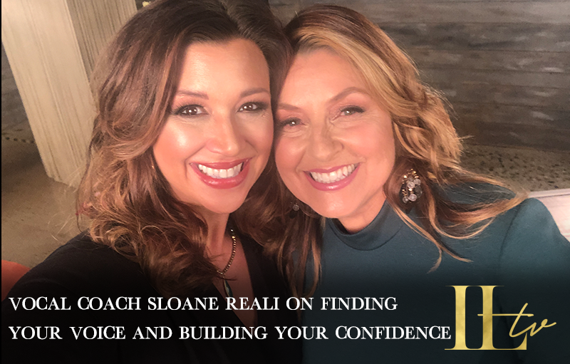 NEW SPOTLIGHT: Vocal Coach Sloane Reali on Finding Your Voice and Building Your Confidence