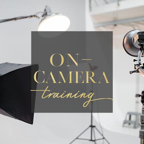 On-Camera Training