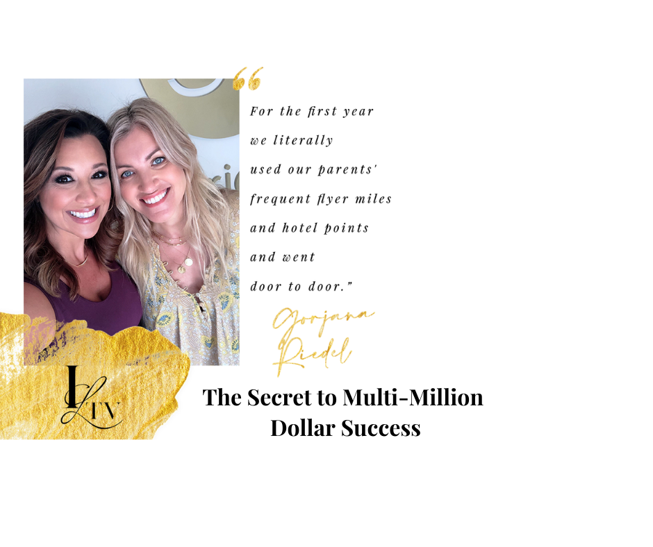 Gorjana Riedel's Secret to Multi-Million Dollar Success