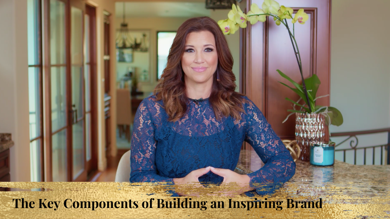 Read more about the article The Key Components of Building an Inspiring Brand