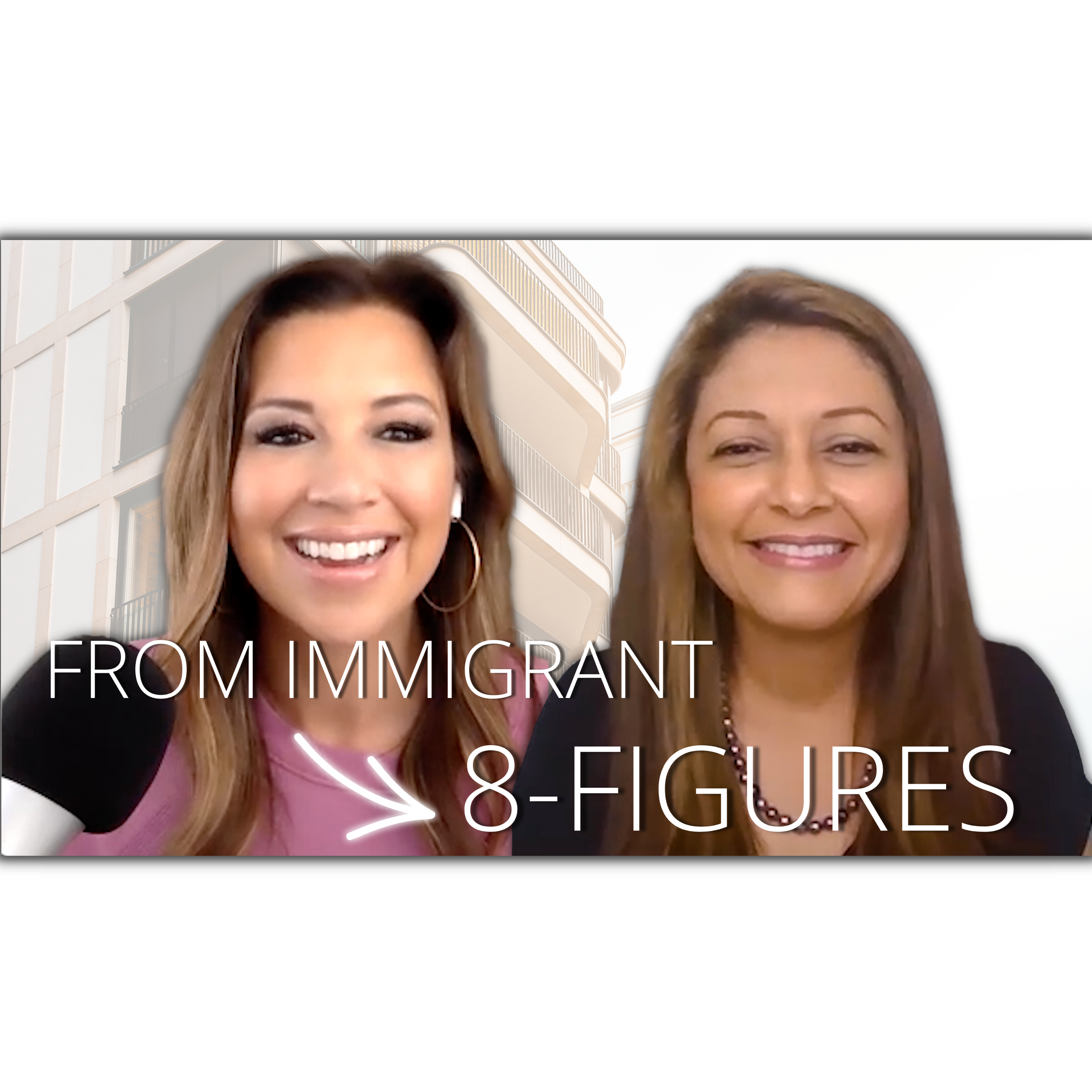 Read more about the article An Immigrant's Journey to Becoming an 8-Figure Investor with Michelle Bosch