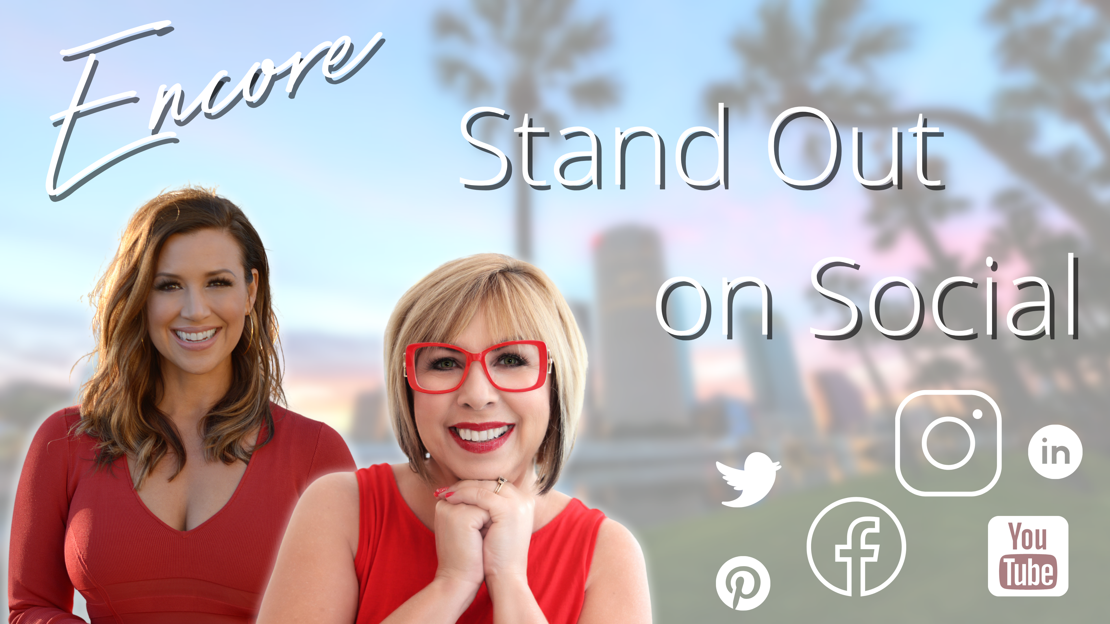 Read more about the article ENCORE EPISODE Stand Out On Social With Renowned Marketing Strategist, Kim Garst