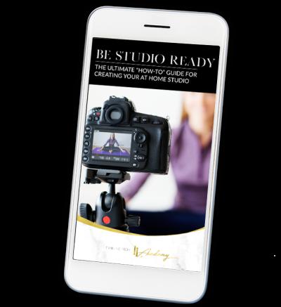 Be Studio Ready - Free On-Camera Training, Video Training